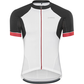 Shimano Escape Bike Jersey Shortsleeve Men white
